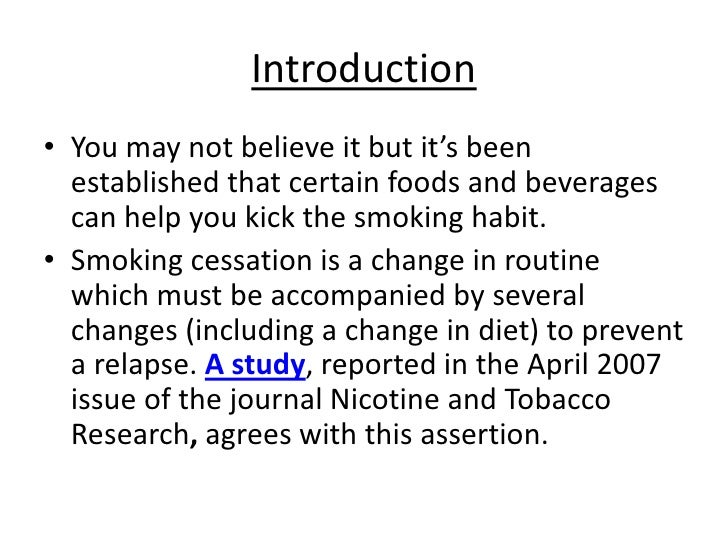 Why do non-smokers taste food better than smokers do?
