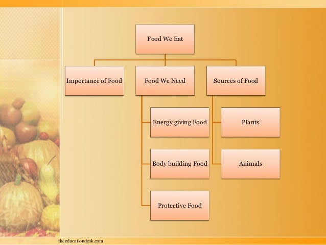 Environmental Science (EVS) : Food We Eat (Class I)
