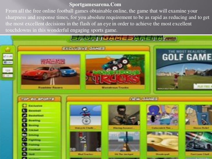 games share online
