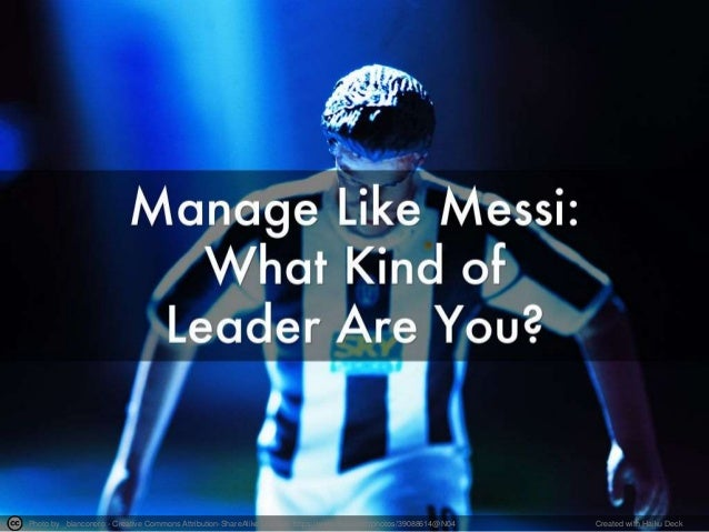 Manage Like Messi: This Quiz Tells You What Football Star You Most Resemble at Work