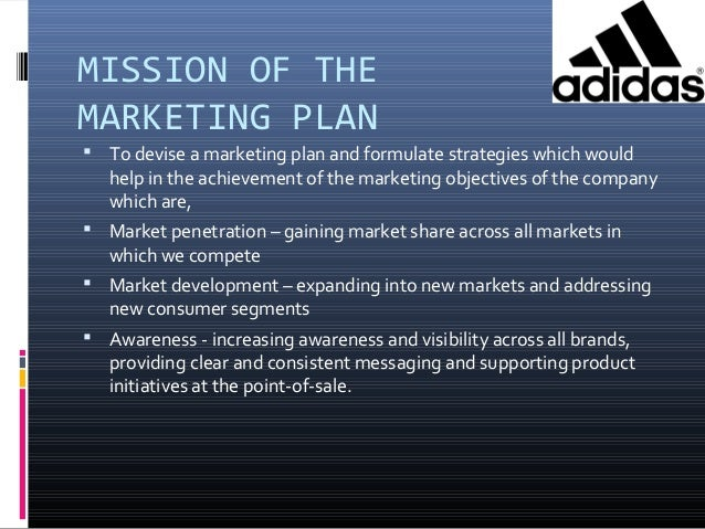 marketing objectives of a shoe company The situation analysis page of the mplanscom women's shoe store sample marketing plan.