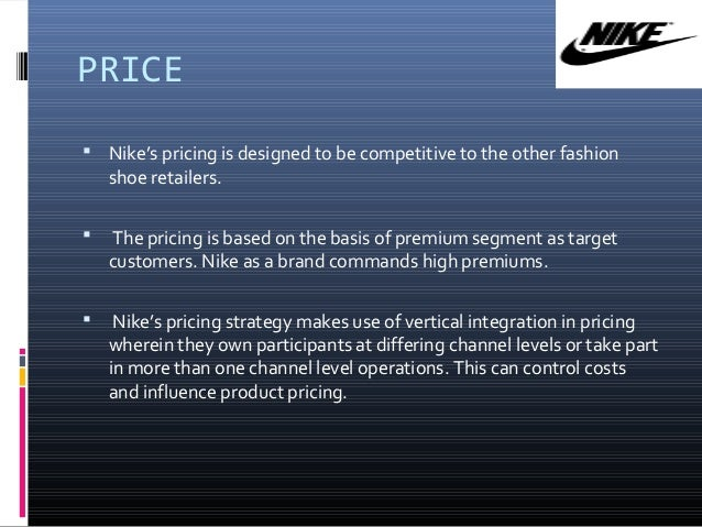 competitor analysis for shoe industry Industry analysis d&b hoovers nike, inc competition fleet-of-footwear nike, named for the greek goddess of victory conduct competitive analysis.
