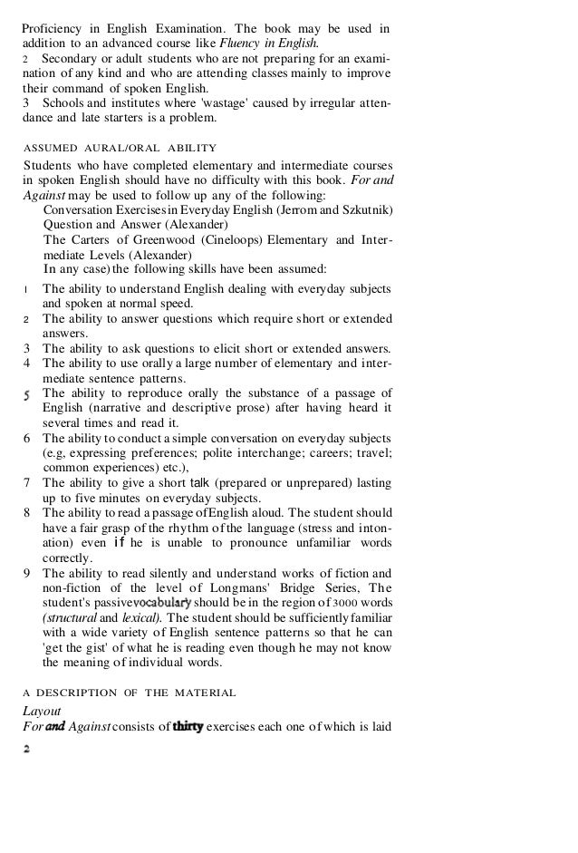 proposition 8 argumentative essay
