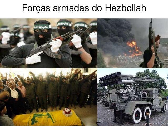 Forças armadas do Hezbollah