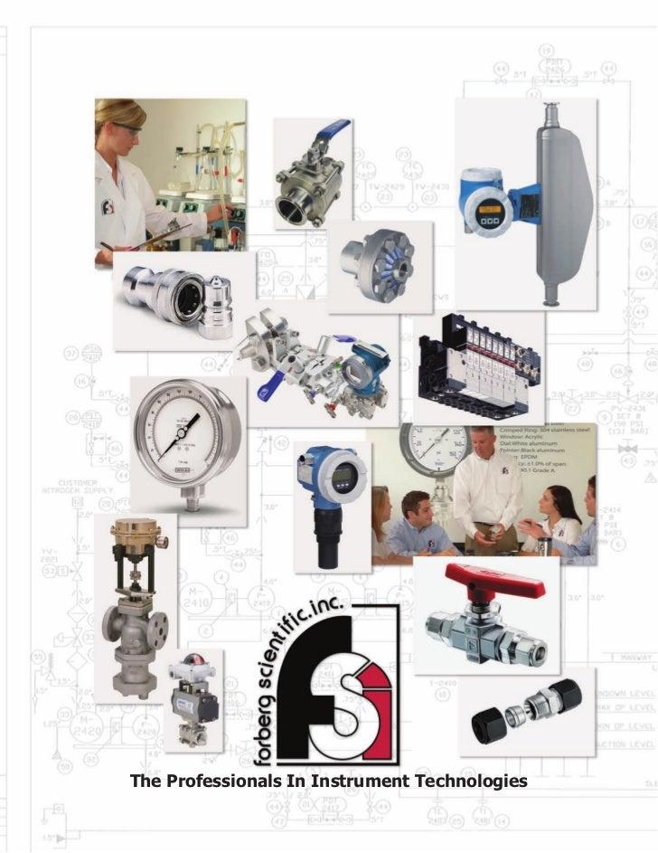 Forberg scientific mi facility brochure 2012 single page display
