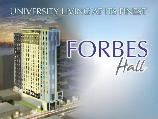 Forbes Hall Dormitel