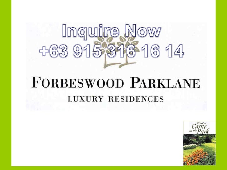 Luxury Living right by the        Lagoon             The latest project developed by            Megaworld Corporation in t...