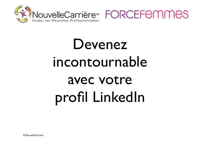 Force femmes - Linkedin-12fev2014.key
