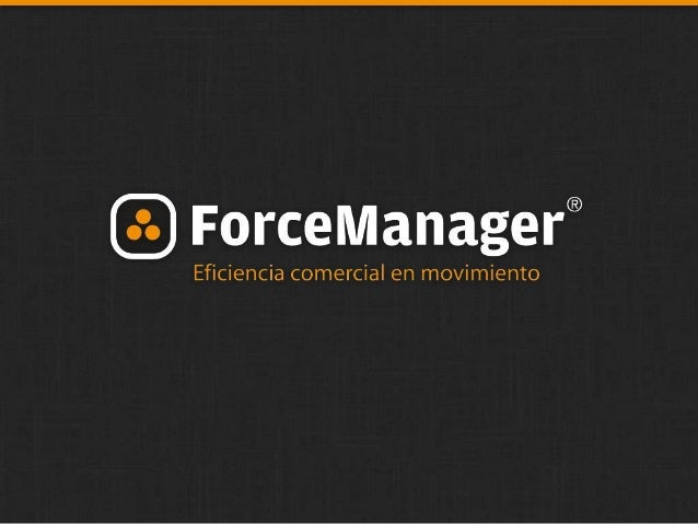 ForceManager production   20121231-ss