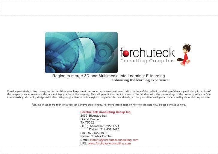 Forchuteck 3 D Profile