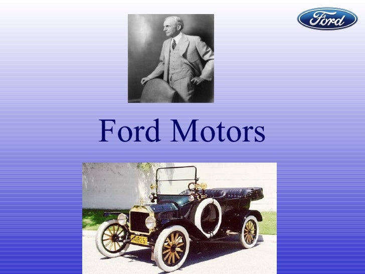 Ford 5