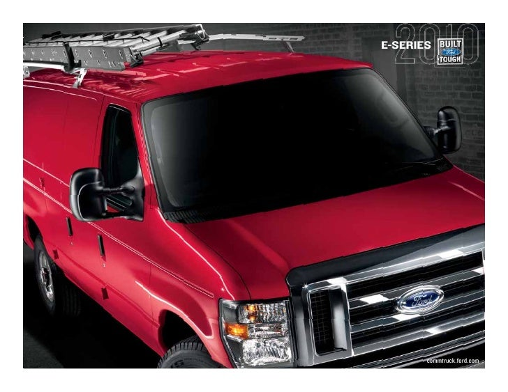 2010 Ford E-Series Maryland Dealer