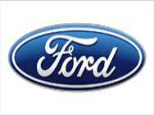 Ford motor company and the changing