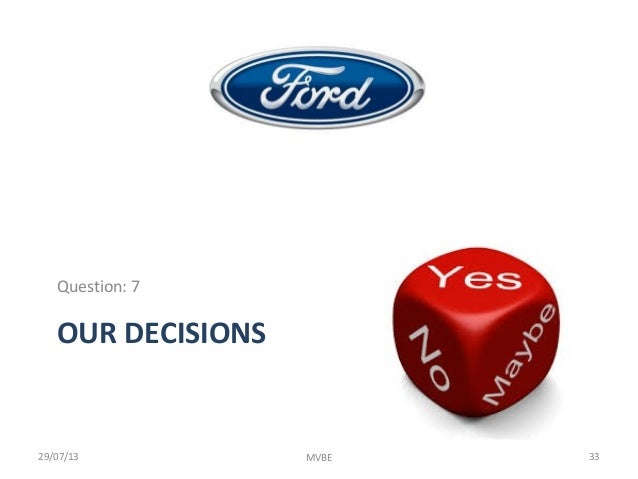 ford pinto case study analysis Although there was difference between public opinion and the nhtsa study, ford executives still performed the risk-benefit analysis  the ford pinto case: the .