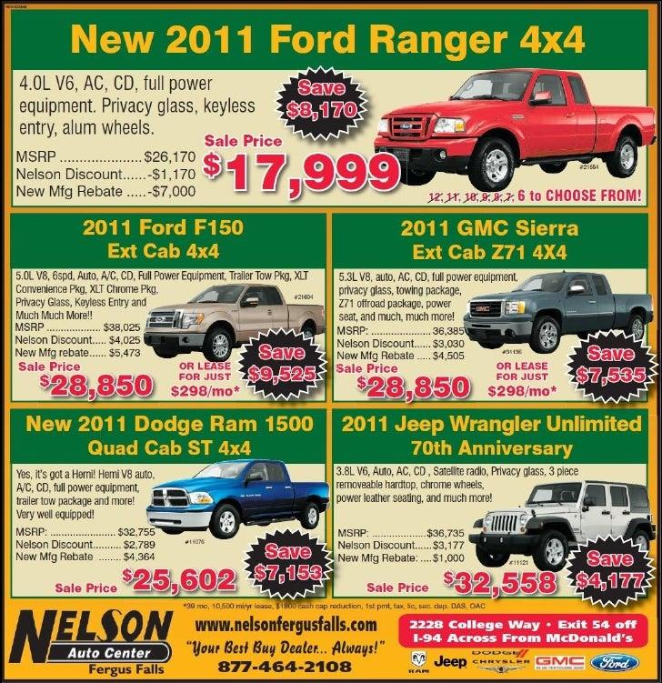 Ford Trucks Sale Special MN   Ford Dealer near Fargo