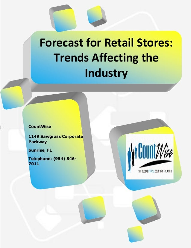 thesis on retailing industry Studying customer behavior in retail stores 175 that his volume of sales is not uniform by days of the week, nor by hours of the day the variations are very.