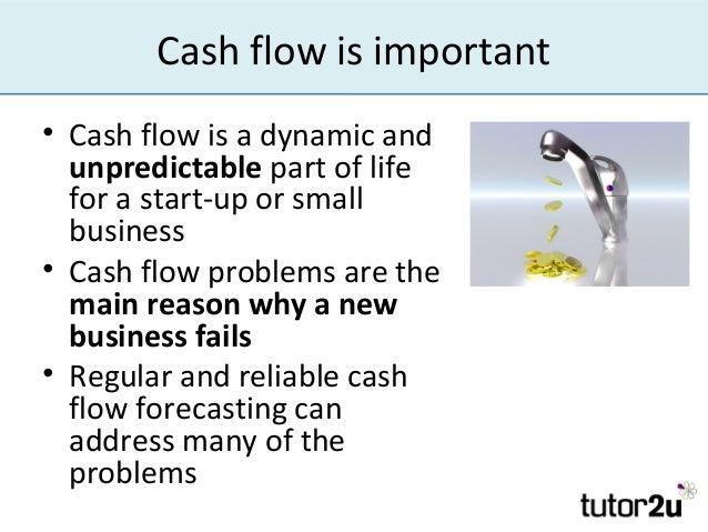 how to prepare a cash flow forcast