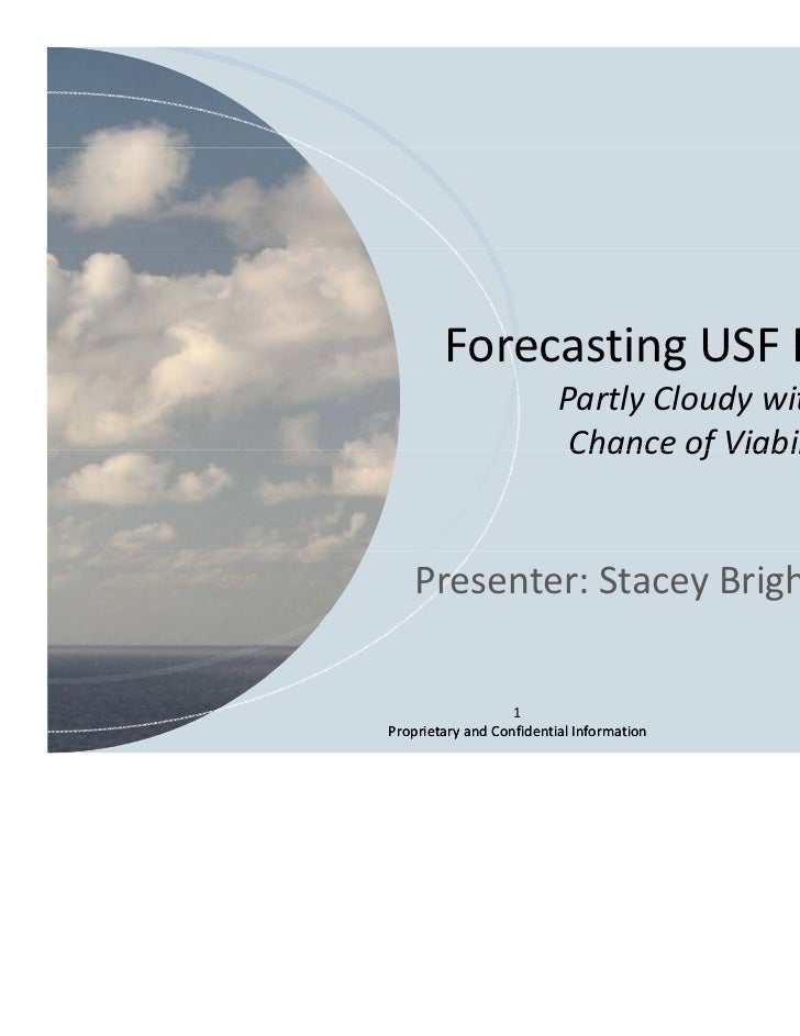 ForecastingUSFReforms        Forecasting USF Reforms                          PartlyCloudywitha                    ...