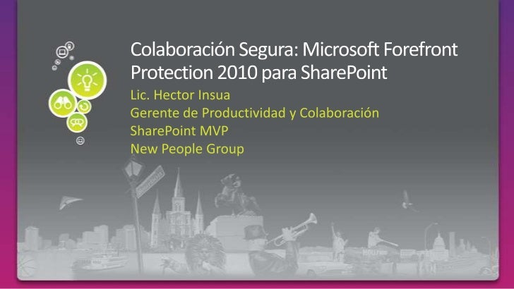 ForeFront Protection 2010 para SharePoint 2010