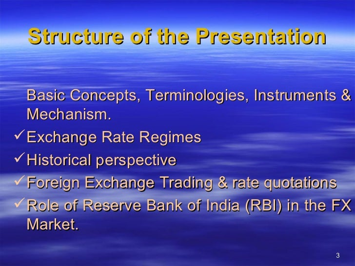 Forex trading in india rbi guidelines 2017