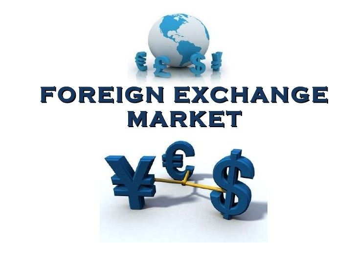 Exchange markets