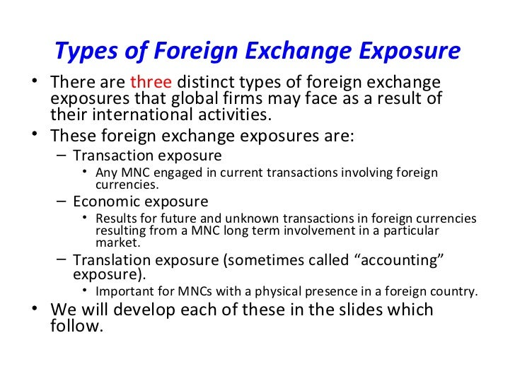 Currency exchange examples essays