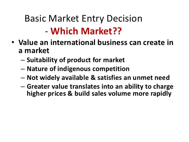 foreign market entry strategies essay View ikea study case from management 345667 at university of phoenix bachelor thesis foreign market entry strategies - a case study of ikea entering indian market.
