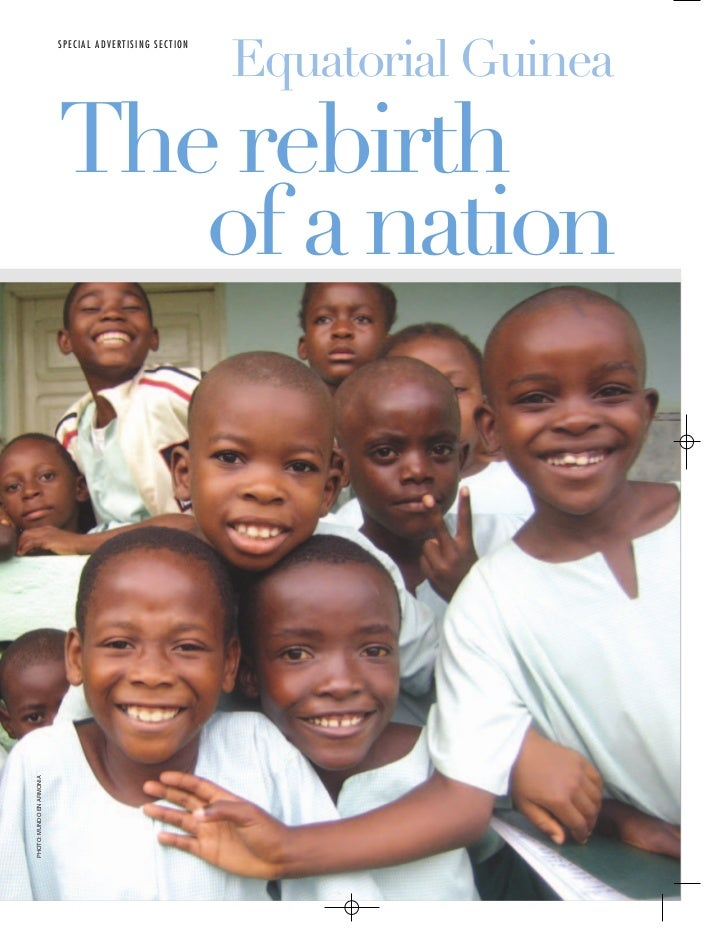 SPECIAL ADVERTISING SECTION                                                        Equatorial Guinea                      ...