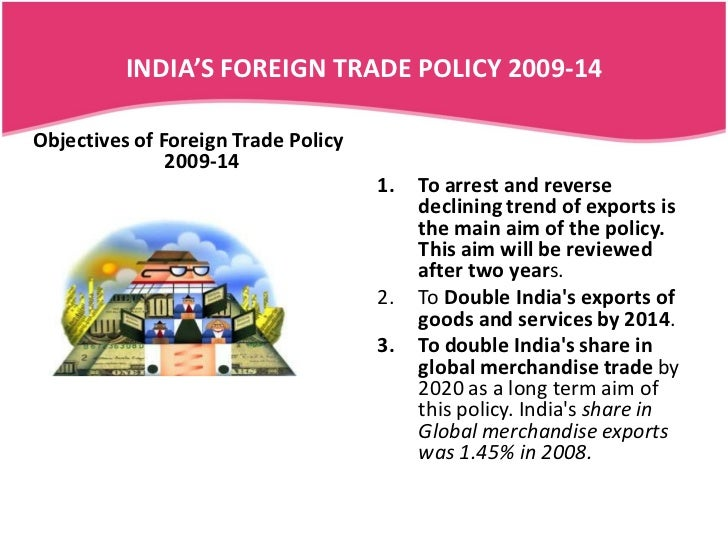importance of exim policy in the international trade Exim bank provides financial  pre-shipment credit and promoting foreign trade of india  facilitating and promoting india's international trade.