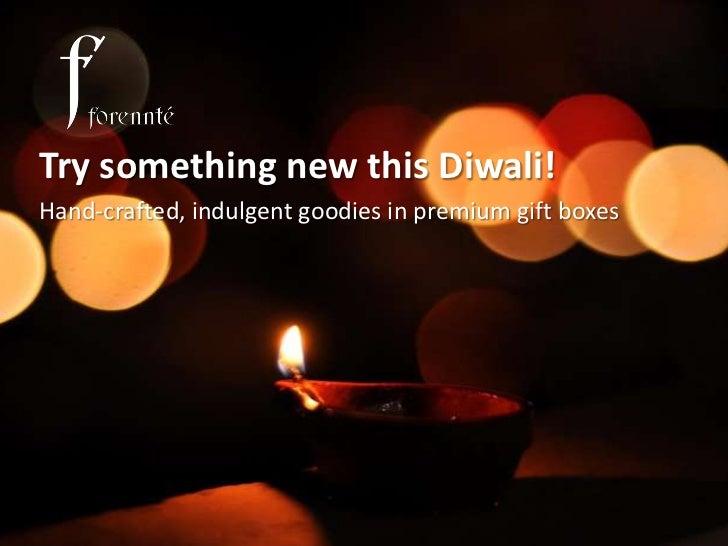 Forennte diwali gift boxes - pune