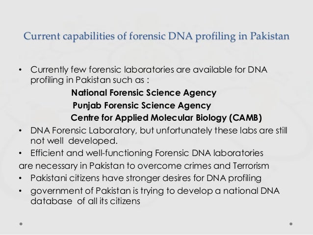 forensic dna essays Essays on forensic science we have found 500 essays on the forensic dna identification system of federal bureau of investigation has identified.