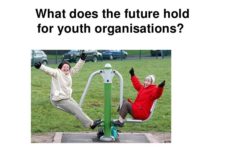 Foresight drivers for youth organisations