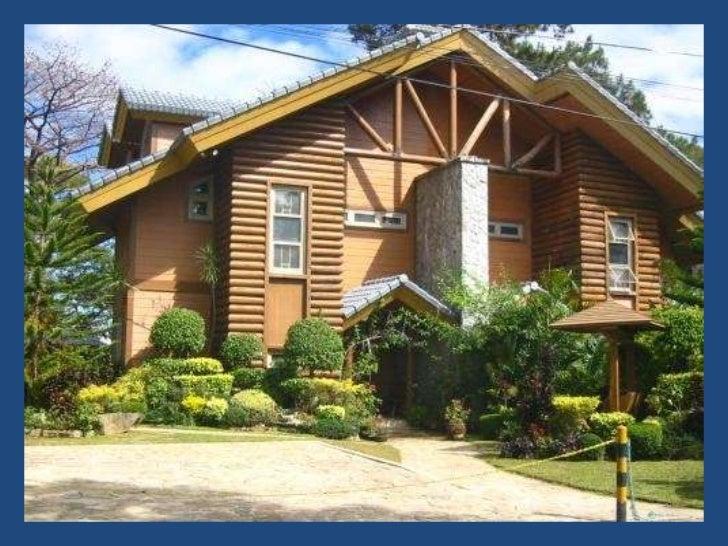 Forest cabin duplex house  baguio city