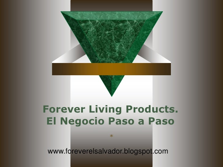 Forever Living Products El Negocio Paso A Paso