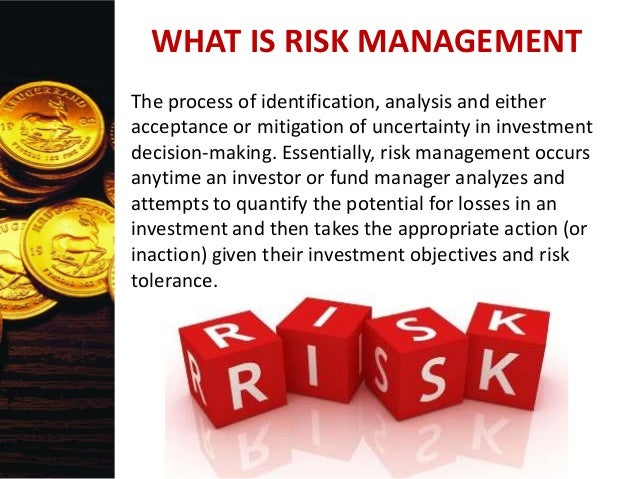 risk management in forex market pdf free
