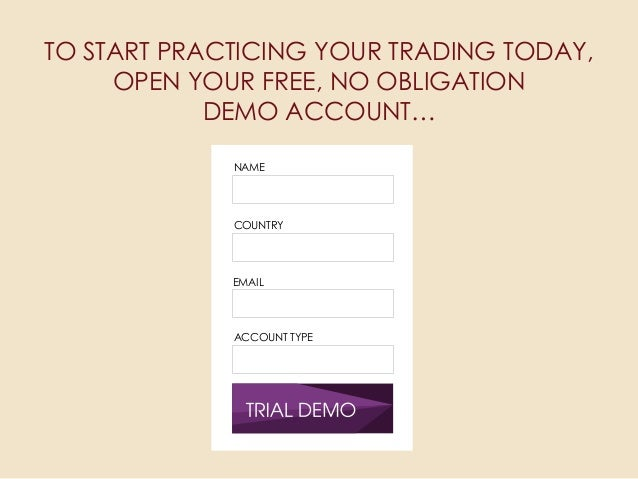 Free demo options trading