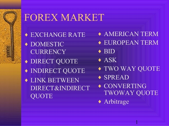 Forex market currency rates