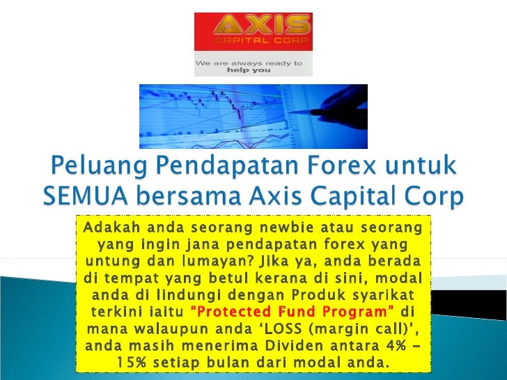 Forex Axis Capital Corp Stmt