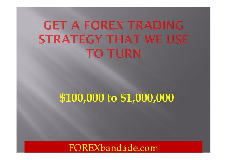 Forex manual strategy tester