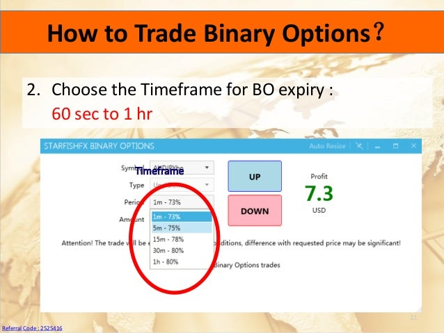 My binary options tutorials tips videos and reviews