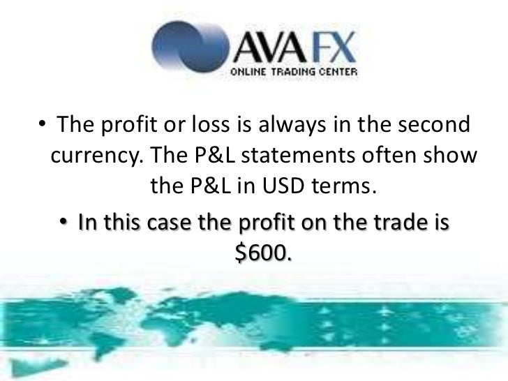 How to calculate pips profit forex