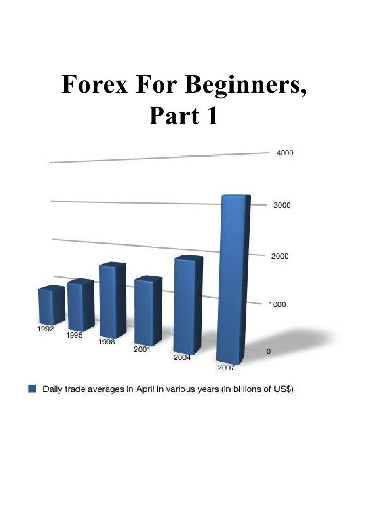 Forex trading tutorials for beginners