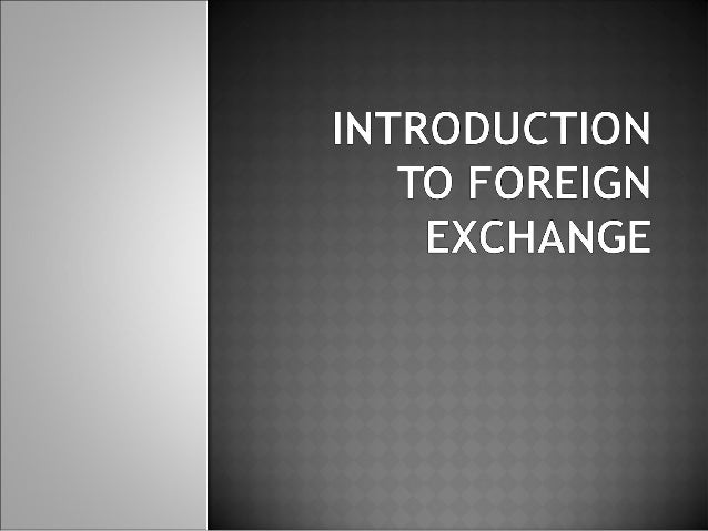 Forex for beginners india