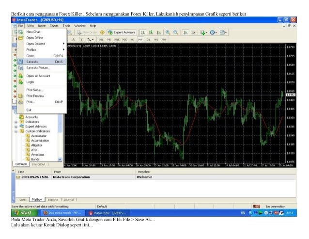 Forex killer strategy
