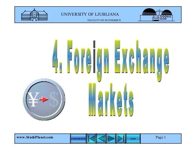 UNIVERSITY OF LJUBLJANA FACULTY OF ECONOMICS CONTENTS ENDwww.StudsPlanet.com Page 1