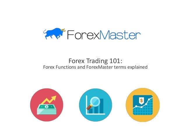 Forex market structure slideshare