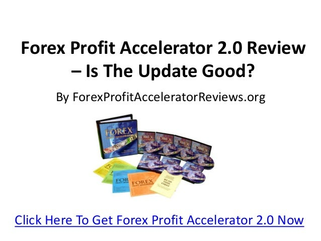 Forex Profit Accelerator Review - Is Bill Poulos Program Good?