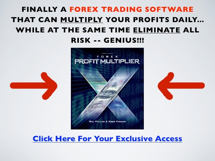 Forex multiplier