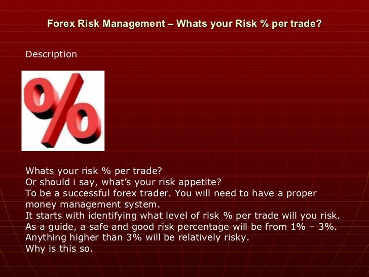 6 forex risk management tips desk