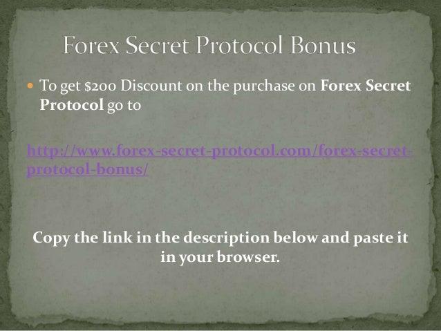 Forex secret protocol members area